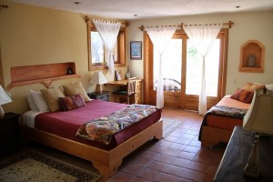 Accomodations at Villa Sumaya