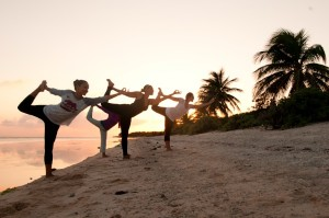 Cayman Beach Yoga