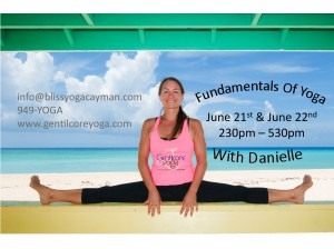 Yoga Workshop Grand Cayman