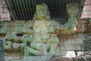 Yoga in Copan