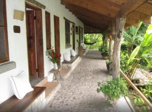 Hacienda Balcony